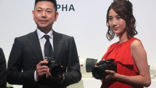 世界が驚いたソニーのフルサイズミラーレスカメラ「α7R IV」は何が革新的なのか?