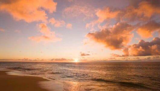 今年こそは必ず……! 憧れの「ハワイ絶景ビーチ」5選