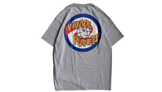 プリントTシャツ、得意です。京都『BENCH』がセレクトするドープな3枚をどうぞ