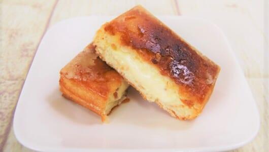 ザクザク食感が気持ちいい♡ キャラメルプリンのような甘さが楽しめるセブンの「ザクっと! クレームブリュレ」