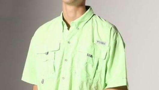 着実に、キテます。機能性と色使いがナウい〈コロンビア〉のフィッシングシャツ