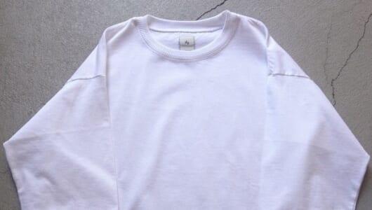 大人のTシャツ選びは「ちょい袖長め」が吉。ショップスタッフのオススメは?