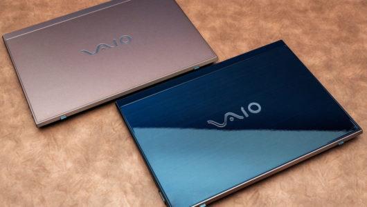 フルサイズキーボードがモバイルで使えるうれしさたるや! 「VAIO SX12」たぶん最速レビュー!