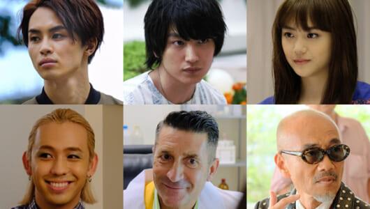 知英主演「どすこい!すけひら」に草川拓弥、金子大地、りゅうちぇる、松井愛莉ら