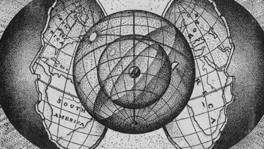 【ムー超兵器開発】地球空洞論とナチスドイツ南極基地の謎