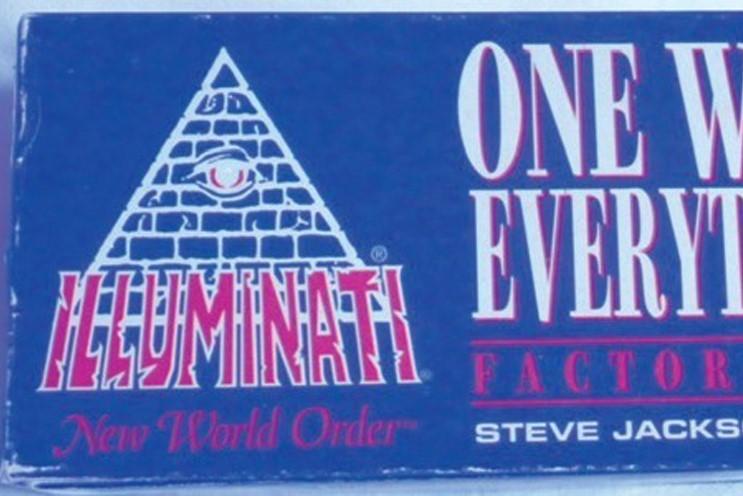 販売 イルミナティ カード