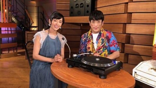 """早見優がクリス松村と""""花の82年組""""を語る!『ミュージック・モア』7・20放送"""