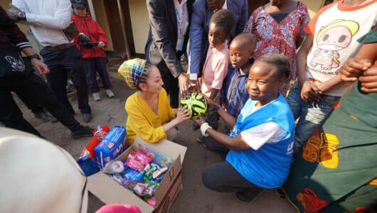「アフリカとつながる~今、伝えたいこと」:MISIAさんがザンビアでJICAの活動を視察【JICA通信】