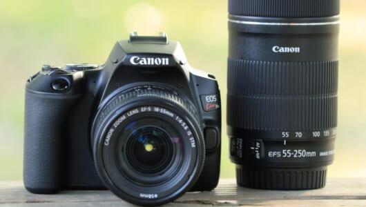 平成を代表する一眼カメラの入門機「EOS Kiss」は令和をどう生き抜く? 最新モデル「EOS Kiss X10」レビュー
