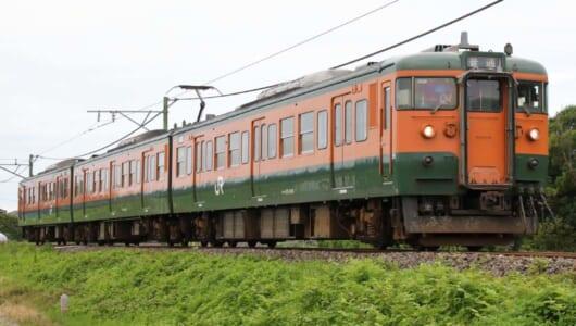 東日本最後の115系の聖地「越後線」−− 新潟を走るローカル線10の秘密