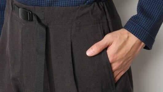 「実はショーツが苦手」な大人へ。涼しく穿けてシルエットもいいパンツ3選