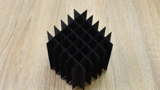 「まるで芸術作品!」 幾何学的なデザインが美しいペンスタンド「Pantograph(パンタグラフ)」レビュー