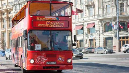 電気じゃなくてガス! ロシアで急増する新型モビリティ「天然ガスのバス」