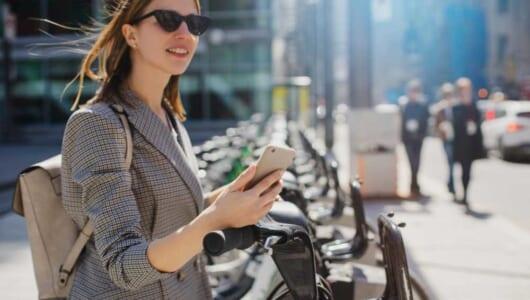 日本で使えるのはいつ!? 世界中で「バイクシェア」を便利にするGoogle Mapsの新機能