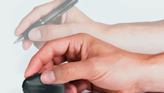 達成率は2400%超!! まるでペンを持つかのような「超小型マウス」がクラウドで大人気