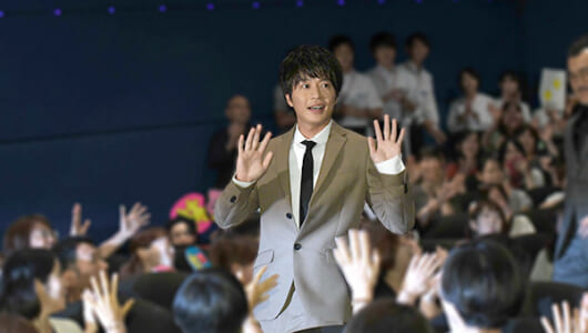 田中圭「恩返しできる作品になった」『劇場版おっさんずラブ』公開