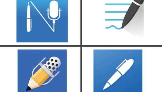 Apple Pencil活用派のための「有料のiPad用ノートアプリ」、どれがベスト?