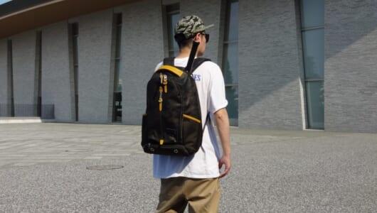 テニスバッグだけにはもったいないスーパーな完成度ーー「マスターピース×ミズノ」のラケットバッグをレビュー