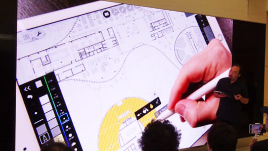 iPadとApple Pencilで「プロっぽく描ける」アプリ、Morpholio Traceを作った人の話