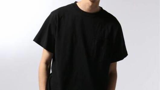 夏の後半戦で活躍する、シンプルな無地の黒Tシャツ3枚。