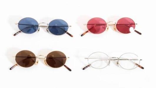 夏気分を上げるサングラス。カラーレンズ多めでピックアップ。