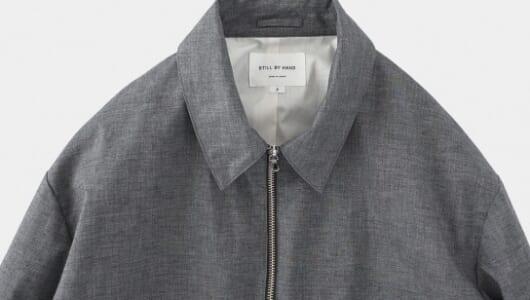 """いま買うなら""""秋まで着れる""""が大前提。Tシャツにさっと羽織れるアウター3選"""