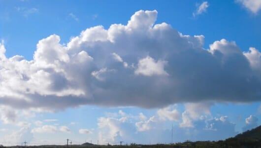 【ムー的リアル「天気の子」】 気象を操る超能力者たち