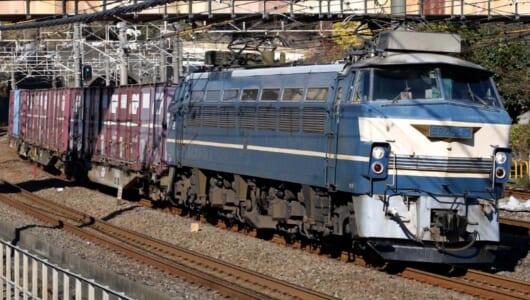 【2019秋保存版】見る&撮るなら今のうち!残り少ない国鉄形車両 その3〈機関車編〉