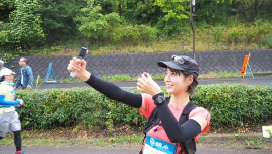 アクションカメラ「Osmo Action」はマラソンで使えるか? 「小布施見にマラソン」で試した
