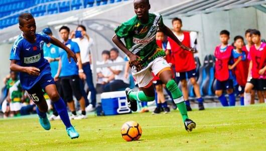 大人顔負けの熱戦続き!アフリカ・アジア勢が躍進した「U-12ジュニアサッカーワールドチャレンジ2019」