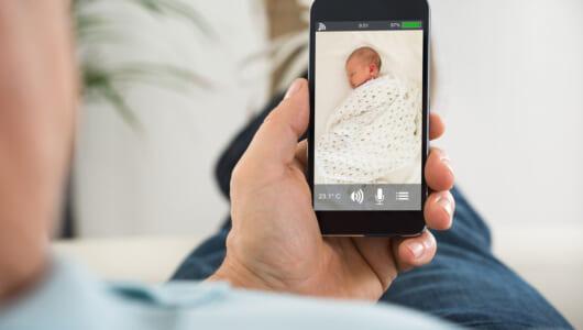 赤ちゃんの行動を予測! Googleが「AIベビーモニター」を開発中