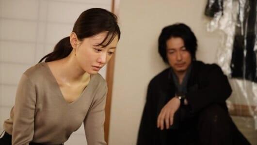 松本まりか「まばたき禁止です!」『シャーロック』第1話にゲスト出演