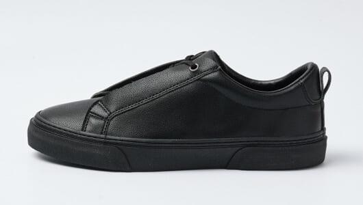"""""""革靴未満""""の高級感。セットアップに合わせるスニーカーは「LIBERIO」が正解です。"""