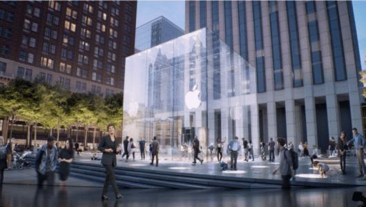 【Apple発表会まとめ】Appleストアのファッション性がさらにアップ!? 下取りプログラムの説明も