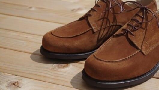 まずは足元から秋支度を。私服に合わせたい「ブラウン」の革靴4選