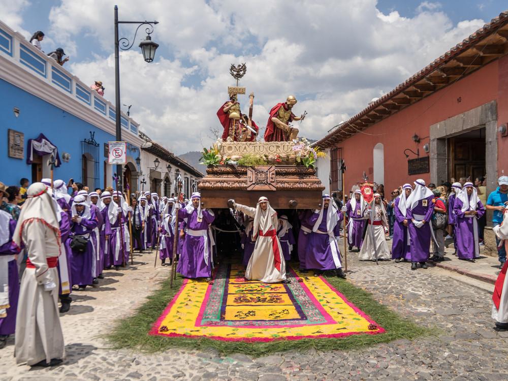"""世界一美しい祭り""""グアテマラのセマナサンタ(聖週間)   GetNavi web ..."""