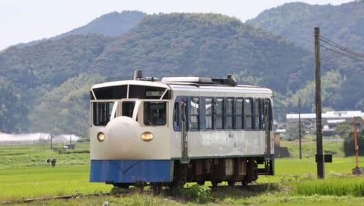 日本一美しい四万十川を眺めつつ走る「予土線」の気になる12の秘密