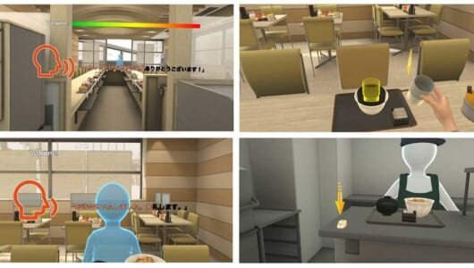 松屋もVR導入! 企業が次々に導入する「VR人材育成ツール」
