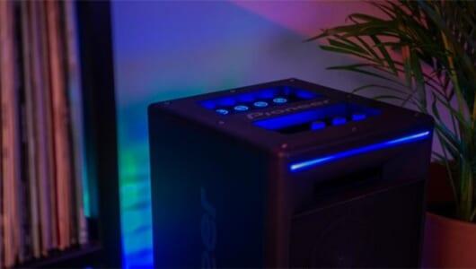 重低音+LEDイルミネーションで部屋をクラブ風に! Makuakeでパイオニア「Club5」支援プロジェクト開始