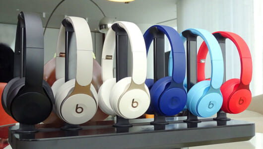 Beatsの人気モデル「Solo」がついにノイキャン対応に! プレジデントが新製品の魅力を語る