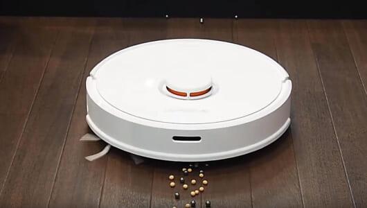 これ、かなり優秀なんじゃ…? 部屋の形を学び、鉄の玉でも吸う「中国発のロボット掃除機」が大活躍の予感