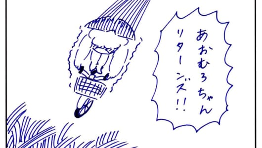 「あおむろちゃん リターンズ」Vol.36「ボーボー」