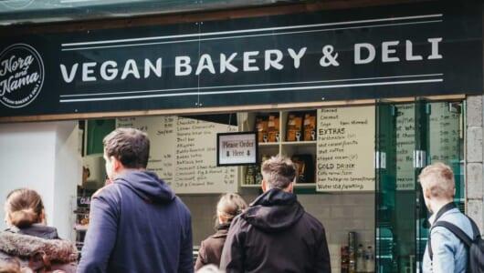 火付け役はSNS! イギリスで一般消費者向けに進化︎した「ビーガン」ブーム