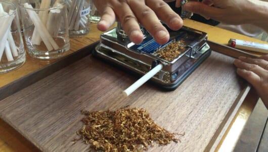 たばこ葉が変わると味はどう変わるのか? 「メビウス」のレアイベントで体感した「たばこの奥深い世界」