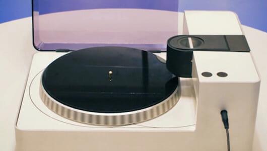 120年越しの夢が実現! 自宅で気軽に「アナログレコードに録音できるマシン」がついに誕生