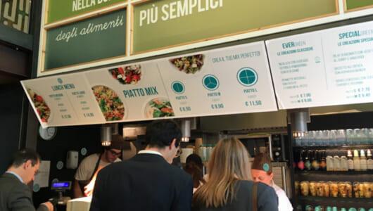 イタリアの外食産業を変える! 「持続可能なファストフード店」がミラノで拡大中
