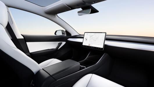 年内には完全自動運転が可能に? テスラが未来のクルマの実現に向けて加速