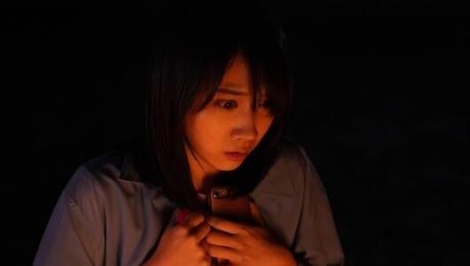 松本穂香が『ほん怖』初出演!「わりとアナログな撮影で驚きました(笑)」