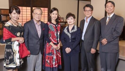 小林綾子、伊東四朗、泉ピン子ら『おしん』出演者が同窓会!11・2放送