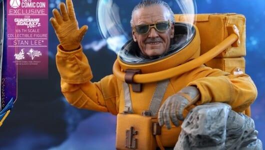 """""""スーパーヒーローの父""""スタン・リーがフィギュアに!東京コミコンで限定販売"""